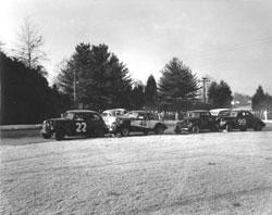 Modified Racing at Historic Bowman Gray Stadium