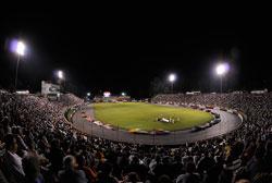Night Racing at Bowman Gray Stadium in North Carolina