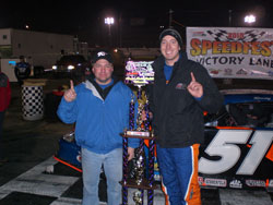 Springer says winning the USA Modified Series Championship is by far the most rewarding championship to win.