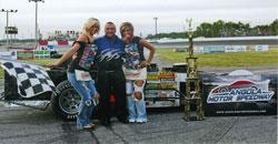 Brad Springer finds success at Angola Motor Speedway