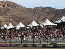 The Lake Elsinore Motorsports Complex in California hosted the Rockstar Energy Lucas Oil Challenge Cup