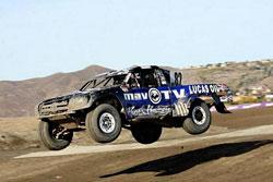 Brandt's No. 82 Hart and Huntington Toyota