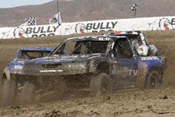 Chris Brandt at 2010 Lucas Oil Off Road Racing Series