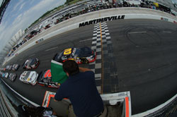 NASCAR K&N Pro Series East at Martinsville Speedway