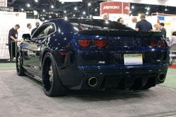 Performance Supply Innovations' 2010 Chevy Camaro SS 6.2L