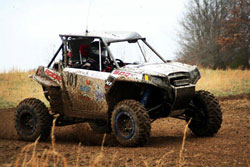After hundreds of race hours racing an SXS RZR, Brit Mansell committed to building his own design center-seat racer.