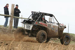 Following round 1 of ECORS Mansell declared his RZR was now literally the best performing SXS he'd ever raced.