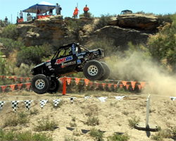 Brad Lovell placed 4th and Roger Lovell placed 5th in the 2009 XRRA Western Series