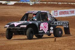 Trophy Truck Racer Brooke Kawell