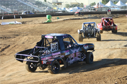 Young California racer is moving up to the Modified Trophy Kart Division in 2010