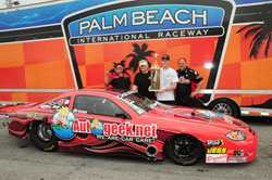 Winning Pro-Import class in his 1400 horsepower turbocharged four-cylinder Chevrolet Cobalt, stretched the Massel's winning streak to four consecutive races and 19 successive round wins.