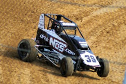 Bryan Clauson earned his third career NMDOTY championship title during the 2011 season.