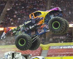 Monster Jam Series resumes for Black Stallion in Bridgeport, Connecticut