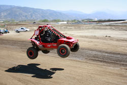 This season Steve Bucaro is running in the Pilot class for the regional Lucas Oil Off Road Racing Series.