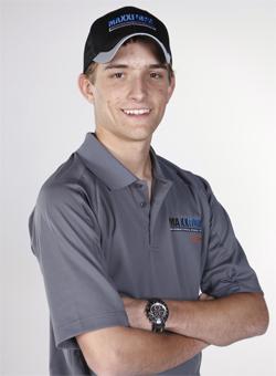 NASCAR Camping World Truck Series driver James Buescher