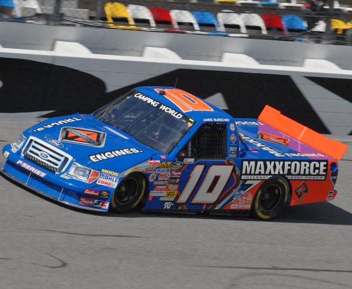 NASCAR Camping World Truck Series Resumes at Auto Club Speedway in ...