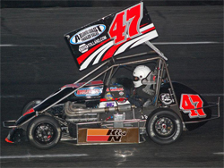 Randy Cabral will next pilot the K&N Engineering/Bertrand Motorsports No. 47 at Lee USA Speedway in Lee, New Hampshire