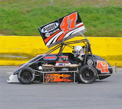 Defending champion Randy Cabral will next race at Seekonk Speedway in Seekonk, Massachusetts