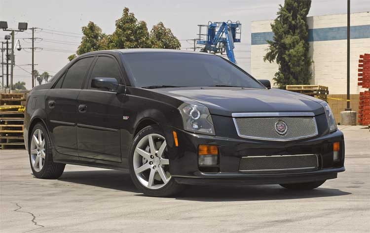 add 19 hp to 2004 2005 cadillac cts v with k n air intake kit. Black Bedroom Furniture Sets. Home Design Ideas