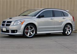 2008 Dodge Caliber SRT4 with K&N Performance Air Intake