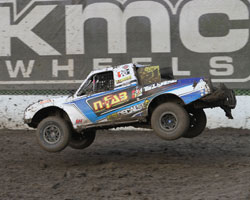 Cam Reimers is in ninth place in the TORC Series PRO Lite standings after six rounds