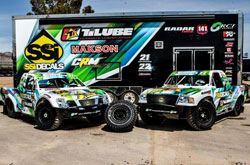 Cam Reimers Motorsports upped their game significantly for their second TORC season
