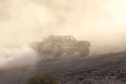 Camburg Racing started the 2014 season with a second in class finish at Best in the Desert Parker 425.