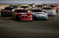 Serious excitement at NASCAR K&N Pro Series UNOH Battle of the Beach