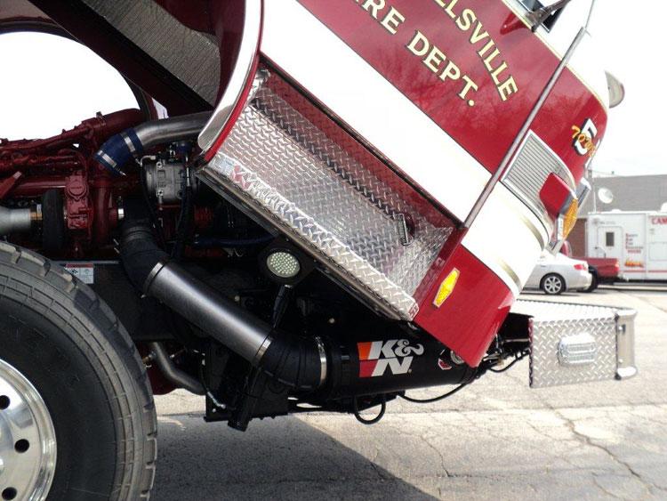 K Amp N Air Filters For Trucks : K n fire truck air filters help extinguish campbellsville