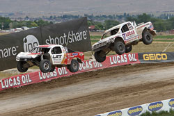 The experience LOORRS Pro 2 and Pro 4 driver Carl Renezeder has acquired throughout is career plays a huge role in his overall success.