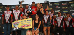 Carl Renezeder won the 2012 season ending Challenge Cup at Firebird Raceway, it's his second Cup in four tries