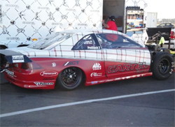 Next Battle of the Imports race for Jeremy Lookofsky will be in Fontana, California on November 22