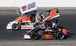 Bertrand Motorsports and Cole Carter team for winning combo