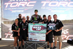 2012 was Casey Currie's second World Championship title at Crandon Raceway, his first came in 2010