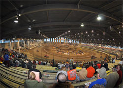 Quick Trip Center's Tulsa Expo Raceway in Oklahoma hosted the 23rd Annual Chili Bowl Nationals