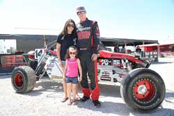 John Fitzgerald has experienced his fair share of success during is first season in the Pro Buggy Class of the Lucas Oil Off Road Racing Series