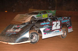 The difficult decision to go with harder compound tires by crew chief Bryan Conard paid off in the end.