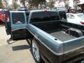 2003 GMC Sierra 1500 Rear Bed with Open Doors