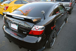 The 2011 SEMA Show featured this custom 2007 Scion tC