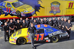 New NASCAR Nationwide Series CJM crew will help pilot Scott Lagasse Jr. contend for NASCAR National and Regional Rookie of the Year award