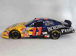 2009 Toyota Camry is new team car for CJM Racing in the NASCAR Nationwide Series