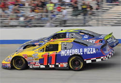 NASCAR Nationwide Series Continues at Bristol Motor Speedway in Bristol, Tennessee