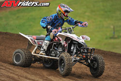 Cody Gibson is very comfortable with riding for the Walsh Race Craft team and is anticipating much success in 2012.
