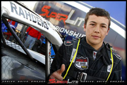 Seventeen year old, Cody Rahders will have a full schedule in 2012 as he plans to compete in both the WORCS and the LORORS.