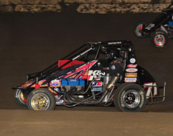 Cody Swanson kicked off 2013 by winning two of his first three races.