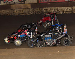 Swanson put it all together for his first USAC Western States win in Bakersfield.