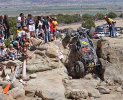 Team Waggoner is in the hunt for the first place series title in the WE ROCK USA series
