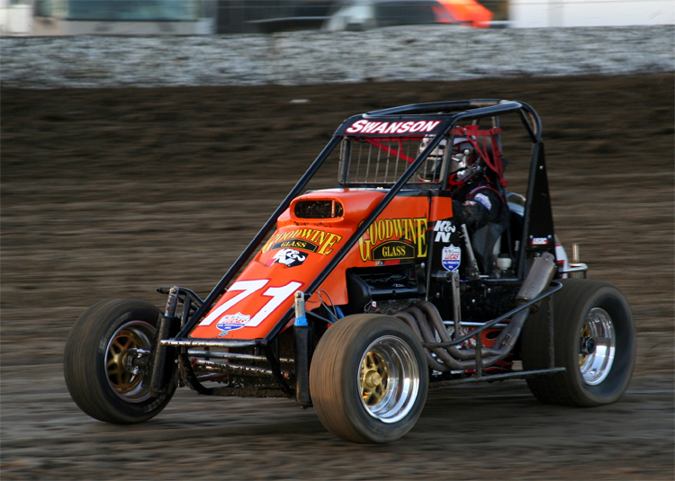 Ford focus midget dirt racing videos