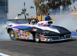 K&N sponsored racer Ray Connolly finished No. 7 in the world in Super Comp