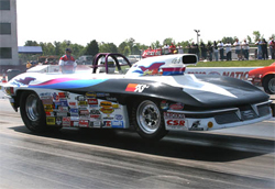 Ray Connolly plans to start the 2010 NHRA racing season around the end of February